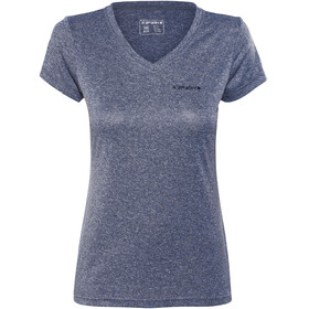 Icepeak Sosie T-Shirt Women dark blue